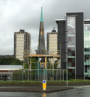 The Obelisk, Manchester Road, Rochdale